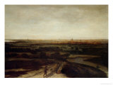 A Dutch Landscape Giclee Print by Phillips de Koninck