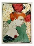 Mademoiselle Marcelle Lender, 1895 Lámina giclée por Henri de Toulouse-Lautrec