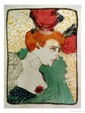 Mademoiselle Marcelle Lender, 1895 Giclee Print by Henri de Toulouse-Lautrec