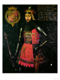 John of Gaunt, Duke of Lancaster (1340-99) 4th Son of Edward III Giclee Print