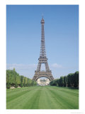 The Eiffel Tower, View Towards the Palais De Chaillot, Constructed 1887-89 Giclee Print by Alexandre-Gustave Eiffel