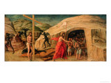 Christ's Descent into Limbo Giclee Print by Jacopo Bellini