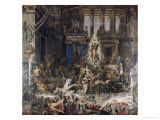 Les Pretendants, 1862-98 Giclee Print by Gustave Moreau