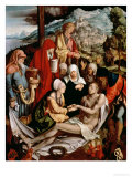 Mourning of the Dead Christ Giclee Print by Albrecht D&#252;rer