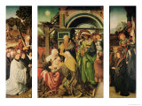 Adoration of the Magi Giclee Print by Jan Mostaert