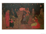 The Ages of Life, 1892 Giclee Print by Georges Lacombe