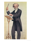 Giuseppe Verdi (Cartoon) Giclee Print by James Tissot