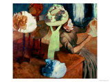 The Millinery Shop, 1879/86 Giclee Print by Edgar Degas
