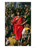 The Disrobing of Christ, 1577-79 Giclee Print by El Greco