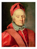 Pope Clement XI (1649-1721) Giclee Print by Carlo Maratti