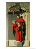 The Prophet Jeremiah, 1443-45 Giclee Print by Master of the Aix Annunciation