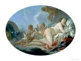 The Sleeping Venus Giclee Print by Francois Boucher