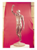 Flayed Body (L'Ecorche) Giclee Print by Jean-Antoine Houdon
