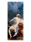 Jupiter and Io Giclee Print by Correggio 