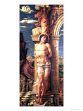 St. Sebastian, circa 1459 Giclee Print by Andrea Mantegna