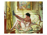 Sunlight Premium Giclee Print by Sir William Orpen