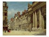 La Sorbonne Giclee Print by Paul Joseph Victor Dargaud
