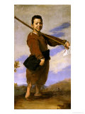 The Club Foot, 1642 Giclee Print by Jusepe de Ribera