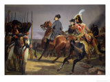 The Battle of Iena, 14th October 1806, 1836 Giclee Print by Horace Vernet