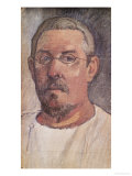 Self Portrait, 1902-3 Giclee Print by Paul Gauguin
