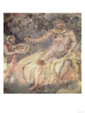 Polyphemus the Cyclops, Roman Mosaic, Early 4th Century AD Giclee Print