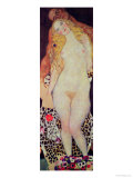 Adam and Eve, 1917-18 Giclee Print by Gustav Klimt