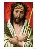 Christ Crowned with Thorns Giclee Print by Jan Mostaert