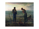 The Angelus, 1857-59 Giclee Print by Jean-François Millet