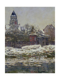 The Church at Vetheuil, 1879 Giclee Print by Claude Monet