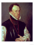 Sir Henry Lee (1533-1611), 1568 Giclee Print by Antonis Mor