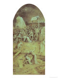 Christ on the Road to Calvary, from the Temptation of St. Anthony Triptych Giclee Print by Hieronymus Bosch