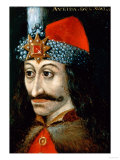Vlad the Impaler (Vlad VI of Wallachia) (Died 1462) Giclee Print