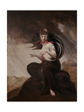 Mad Kate, 1806-07 Giclee Print by Henry Fuseli