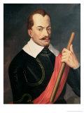 Albrecht Wenzel Eusebius Von Wallenstein (1583-1634) Duke of Friedland Giclee Print by Ludwig Ferdinand Schnorr von Carolsfeld