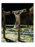The Crucifixion, or Golgotha, 1893 Wydruk giclee autor Nikolai Nikolaevich. Ge