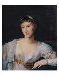 Portrait of Marie-Pauline Bonaparte (1780-1825) Princess Borghese, 1806 Giclee Print by Robert Lefevre