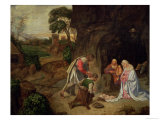 Adoration of the Shepherds, 1510 Giclee Print by Giorgione
