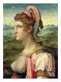 Sibyl Giclee Print by Francesco Ubertini Verdi Bachiacca