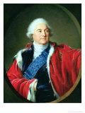 Portrait of Stanislas II Augustus (1732-98), 1797 Giclée-Druck von Elisabeth Louise Vigee-LeBrun