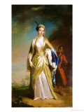 Lady Mary Wortley Montagu, circa 1725 Giclee Print by Jonathan Richardson