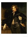 Self Portrait, circa 1620-21 Giclée-Druck von Sir Anthony Van Dyck