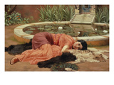 Dolce Far Niente, 1904 Giclee Print by John William Godward