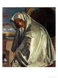 St. Mary Magdalene Approaching the Sepulchre Wydruk giclee autor Giovanni Girolamo Savoldo