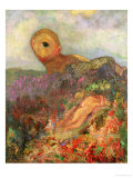 The Cyclops, circa 1914 Giclee Print by Odilon Redon