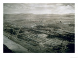 View of Vienna at the Time of the World Exhibition, 1873 Giclee Print by Josef Langl