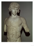 Figure of Antinous, after 130 AD Giclee Print