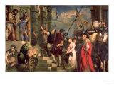 Ecce Homo, 1543 Giclee Print by  Titian (Tiziano Vecelli)