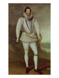 Robert Devereux, 2nd Earl of Essex, circa 1596 Premium Giclee Print by Marcus Gheeraerts