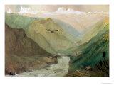 Kashmir, circa 1860 Giclee Print by George Landseer