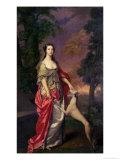 Elizabeth Gunning, Duchess of Hamilton, 1752-3 Premium Giclee Print by Gavin Hamilton
